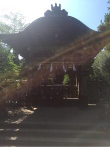 江の島奥津宮