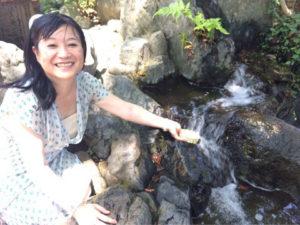 江の島銭洗